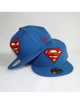 Kšiltovka New Era Basic Superman Modrá