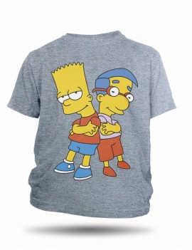 Bart and millhouse