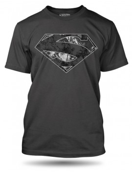 Superman dark logo