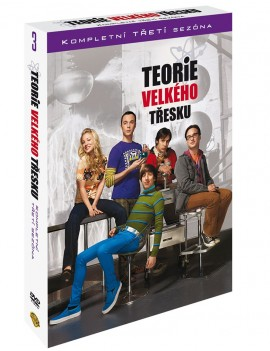 DVD The Big Bang Theory 3. série