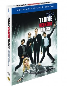 DVD The Big Bang Theory 4. série