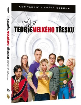 DVD The Big Bang Theory 9. série