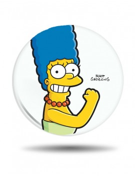 Placka Simpsons Marge Simpson