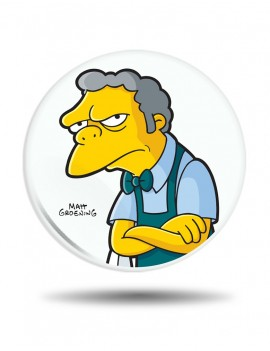 Placka Simpsons Vočko Szyslak