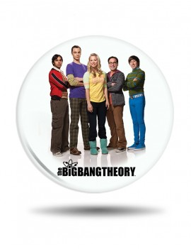 Placka Big Bang Theory skupina
