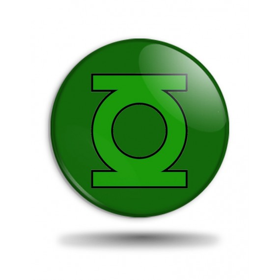 Placka green lantern