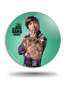 Placka TBBT Howard Wolowitz