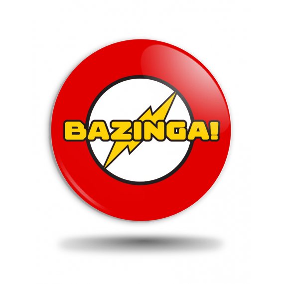 Bazinga flash