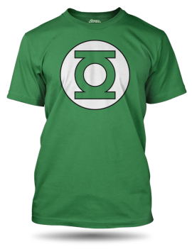 Tričko Green Lantern Animated