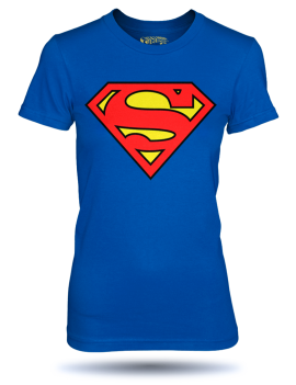 Superman logo dam
