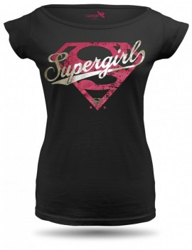 Supergirl silver