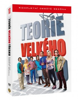 DVD The Big Bang Theory 10. série