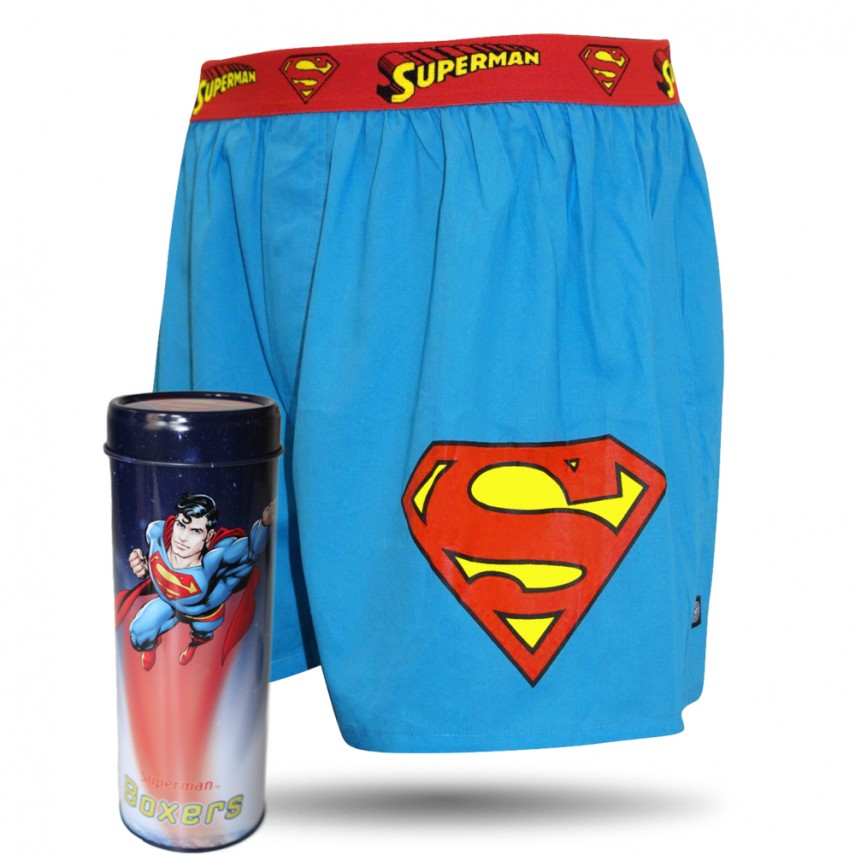 Domů SupermanTrenky Superman Exclusive Represent. ICO-plechovka 1024x1024.  Loading zoom 911211bcfc